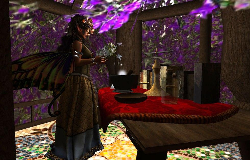 The Butterfly Healer
