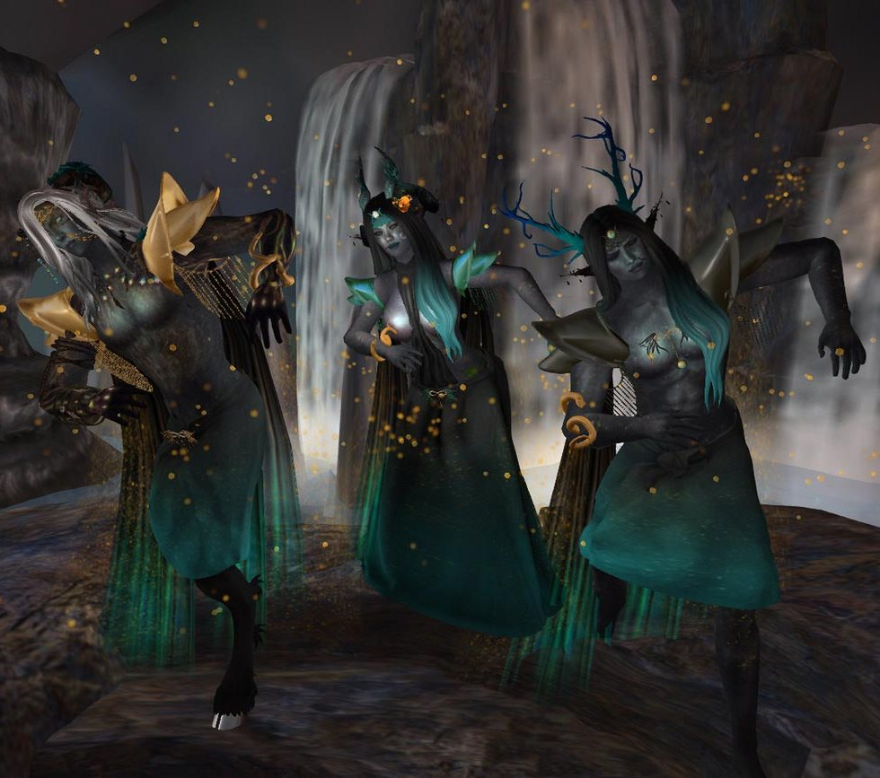 Infinity And Beyond at Fallen Gods in Second Life