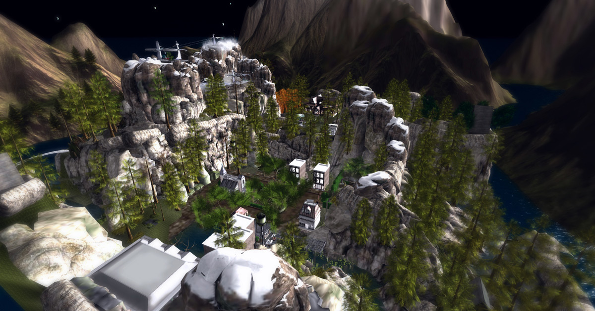 Pandora's Box of Dreams - Dream 006: Pandora Resort