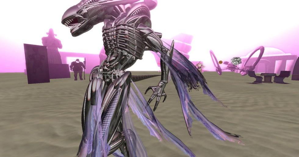 alienburlesque