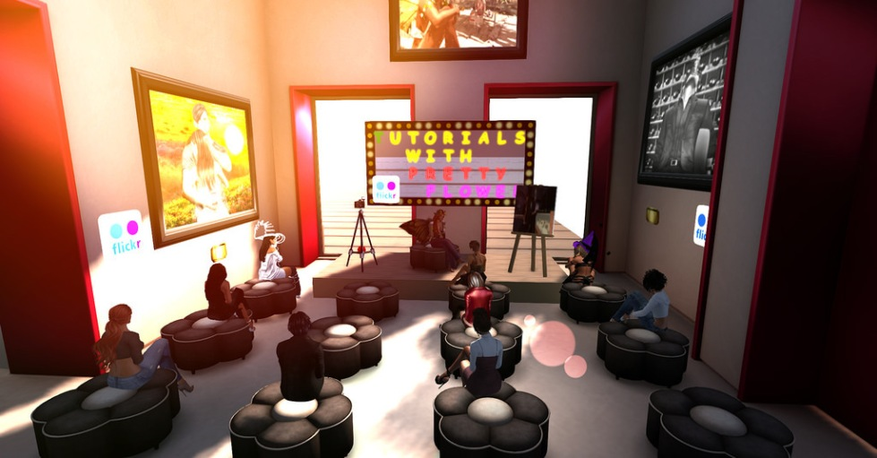 picture of SL Photography for Beginners class with tutor Prettyflower Vale