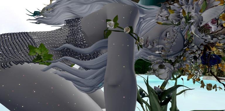 Prettyflower Faerie Goddess